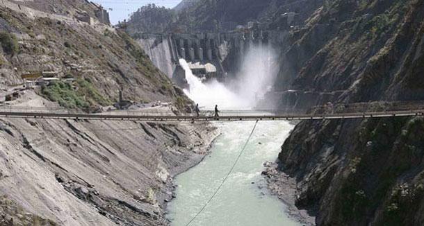 Patrind Hydropower