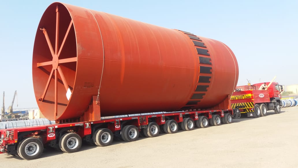 Pipe For Cement Factory